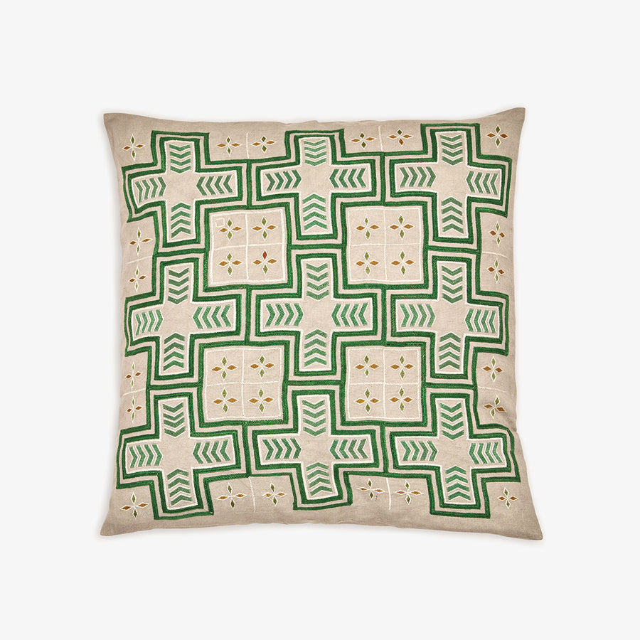 Tarshuma Squares Cushion