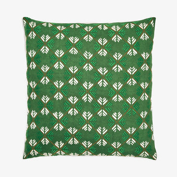 Kandahari Flower Cushion