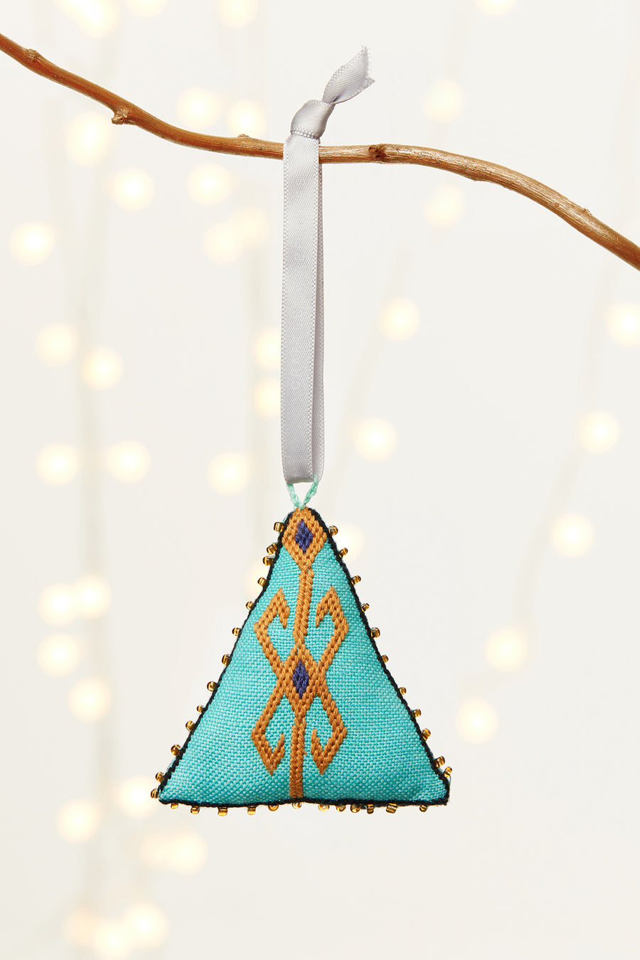 Blue Mountain Ornament