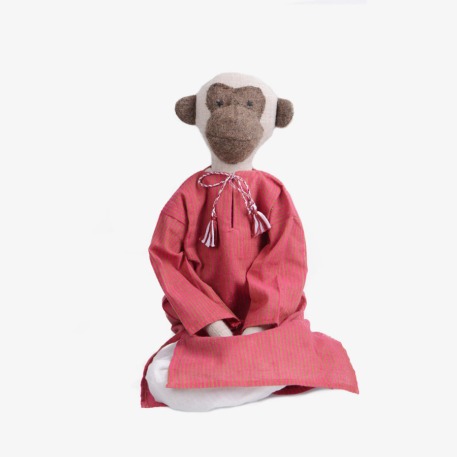 Neelu the Monkey Doll