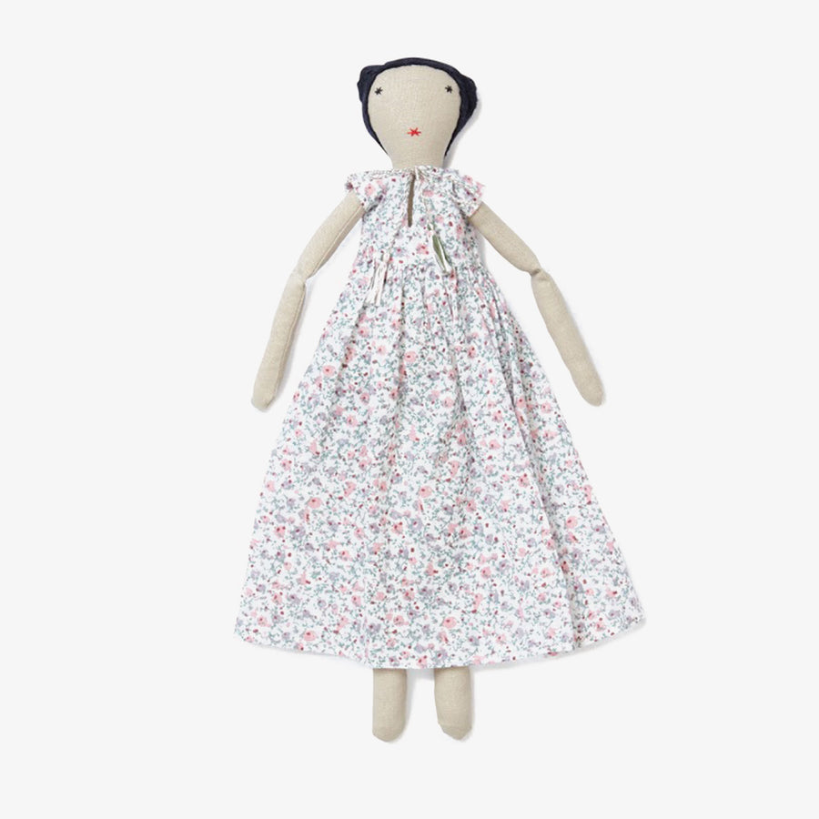 Petit Rosa Doll, Crafted by Afghan Refugees, Handmade Dolls, SilaiWali