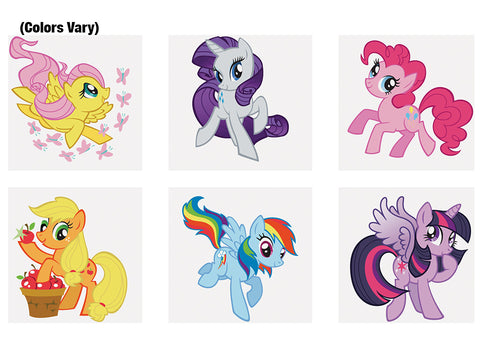 "2"" My Little Pony Tattoo (styles vary)"