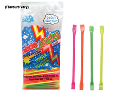Photo of Candy Filled Straws