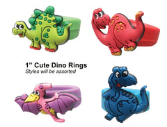 Photo of Cute Dino Rings