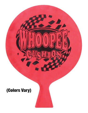 "6"" Whoopee Cushion (colours vary)"