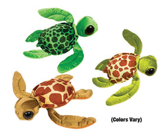 "9"" Plush Sea Turtle"
