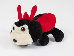 "Photo of 5.5"" Plush Ladybug"