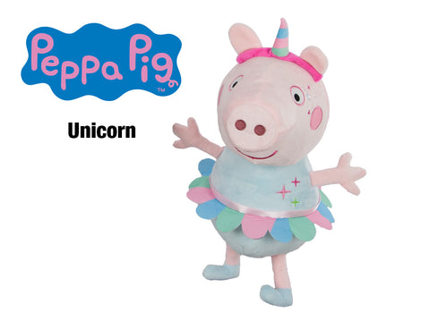 6.5'' Unicorn Peppa