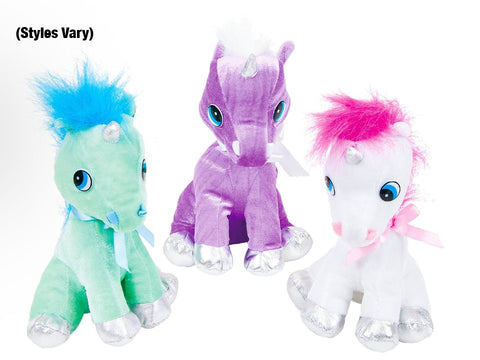 Plush Baby Unicorn 7.5""