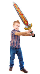 "Photo of 40"" Flaming Sword"