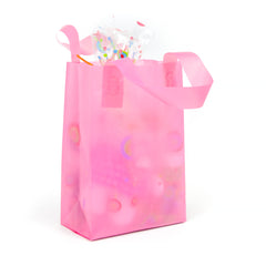 Deluxe Pink Mini Shopper Bag