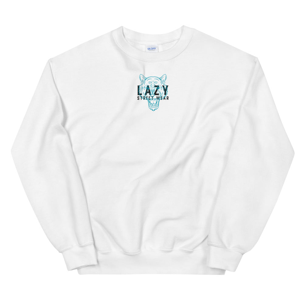 SWEAT-SHIRT WHITE TIGER