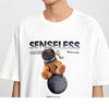 T-SHIRT SENSELESS BEAR