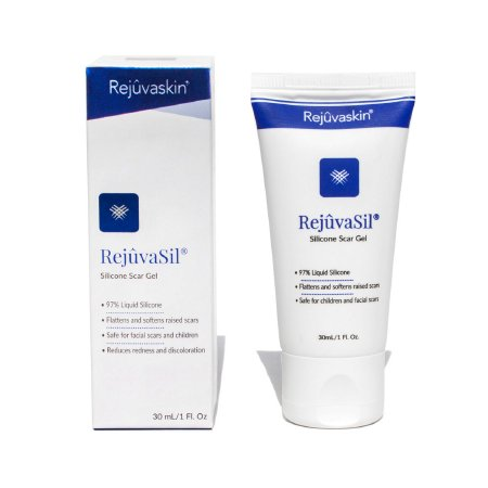 Scar Heal RejuvaSil Scar Treatment 1 oz. Tube Unscented Gel - 80000