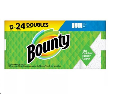 Bounty Select-A-Size Kitchen Paper Towel Roll