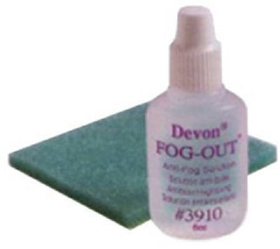 Covidien 31142808 Anti-Fog Out Solution - Case of 48 | Medium