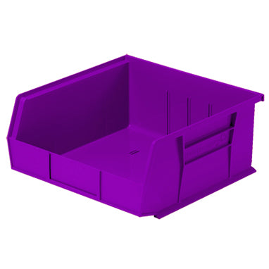 Tough Bin Purple
