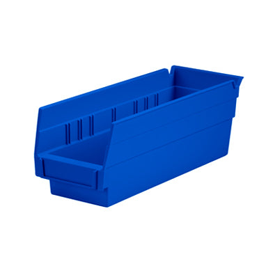 Shelf Bin Blue