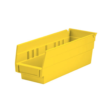 Shelf Bin Yellow