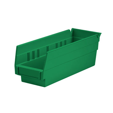 Shelf Bin Green