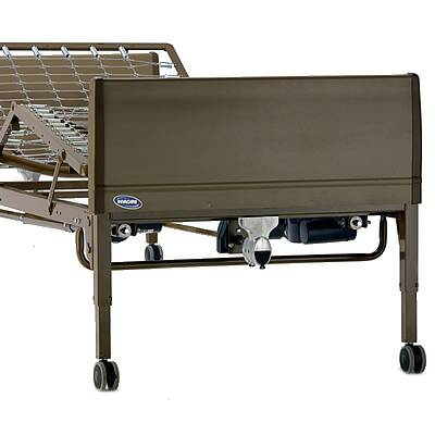 Invacare IVC Electric Bed 88 Inch Spring Deck 15 to 23 Inch Height Range - 5410IVC