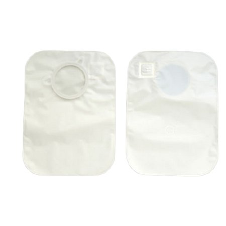 Hollister Colostomy Pouch 9 Inch Length Closed End - Box of 15