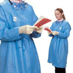 Chemotherapy Procedure Gown