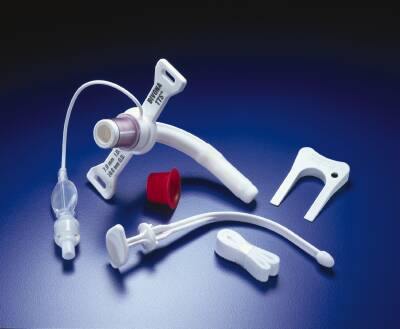 Smiths Medical Bivona TTS Tracheostomy Tube Standard Size 6 Cuffed - 670160