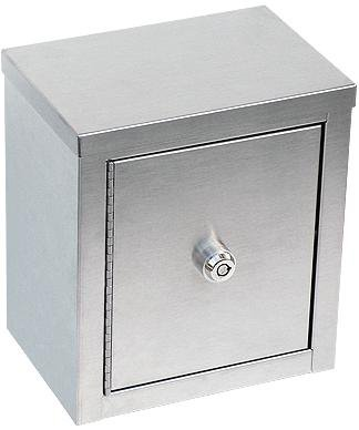 Omnimed Beam Narcotic Cabinet Stainless Steel Triple Wafer Lock - 181501