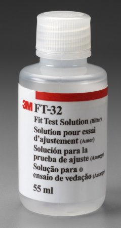 3M Bitter Fit Test Solution - FT-32