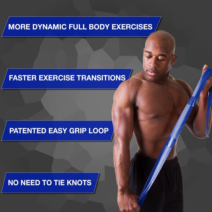 Exercise Band with Loops