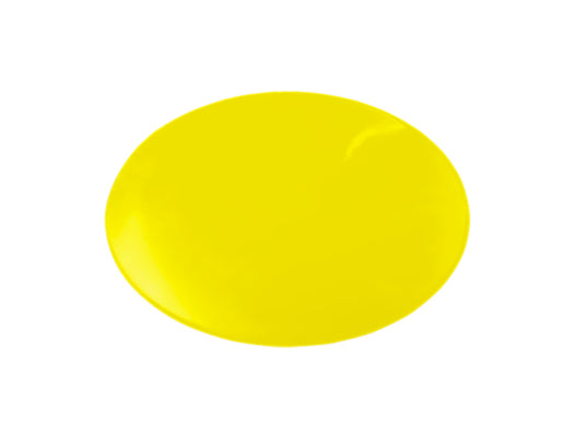 circular pad yellow