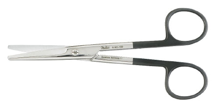 Miltex Miltex SuperCut Operating Scissors Mayo 5-1/2 Inch Length OR Grade Stainless Steel (German) NonSterile Finger Ring Handle Straight Blade Blunt/Blunt - 5-SC-120