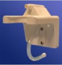 Becton Dickinson BD E-Z Scrub Wall Bracket With Adapter, NonSterile - 370056