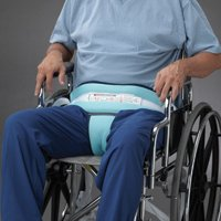 Posey Posey Wheelchair Safety Belt - 4125C