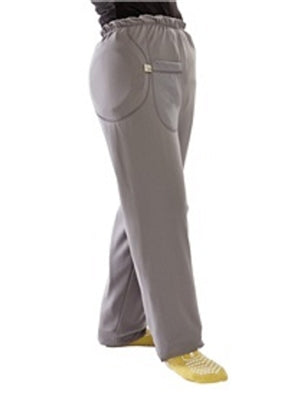 HipSaver Softsweats Pants Hip and Tailbone and Knee Protection Under 5'7 Inch