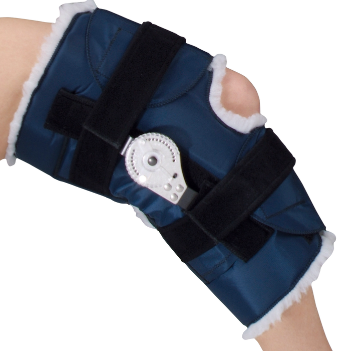 Inflatable Knee Splint