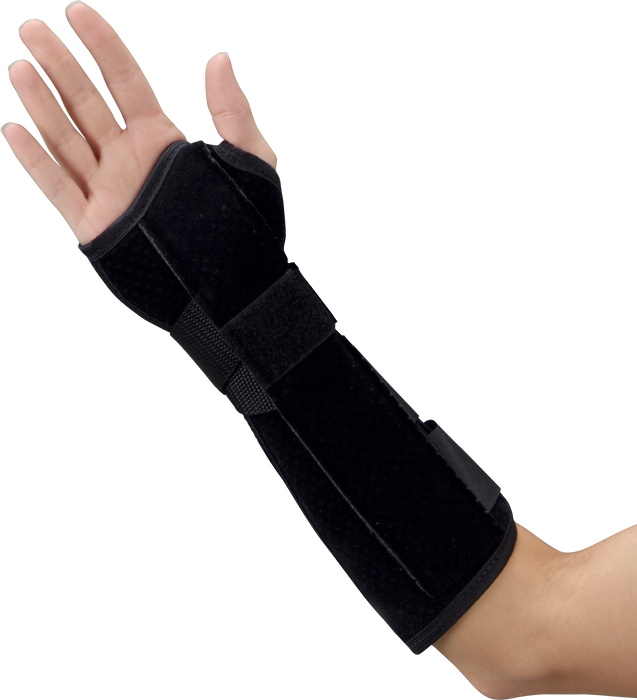 Leatherette Wrist Splint