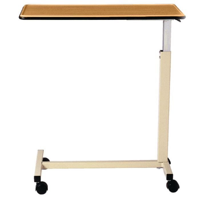 Deluxe Automatic Overbed Table
