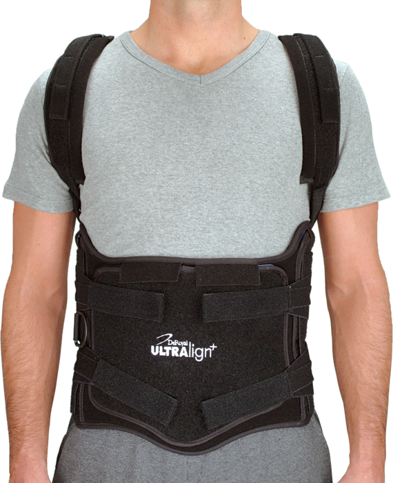 Lumbar Sacral Orthosis Non-Tapered