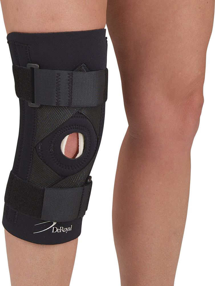 Fan Knee Stabilizer