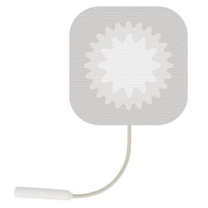 White Tricot Electrodes