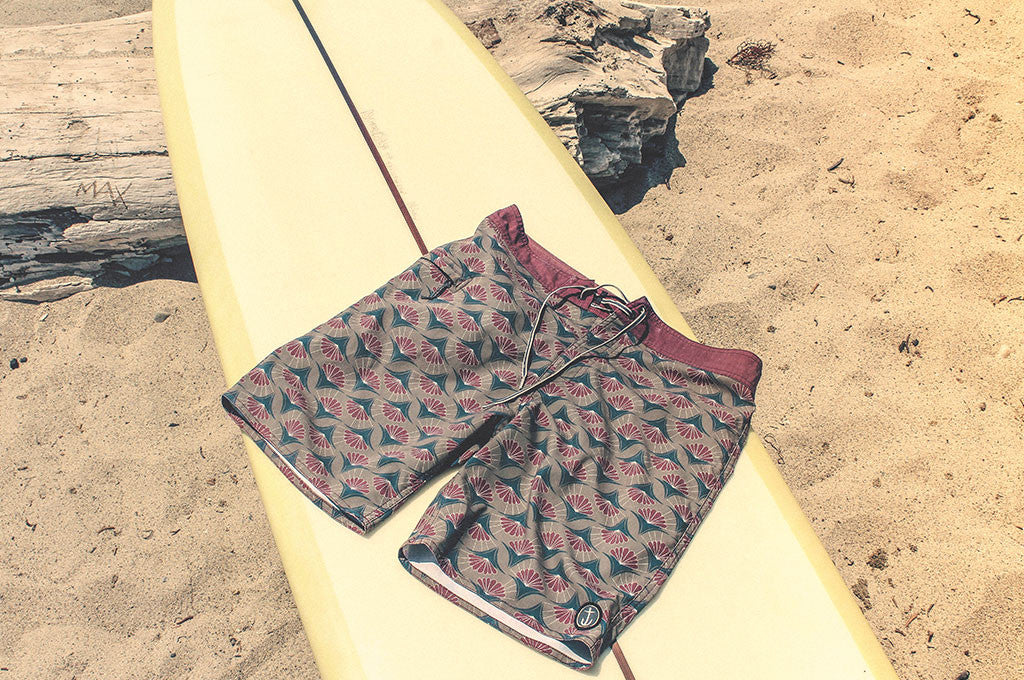 In Bloom Boardshort