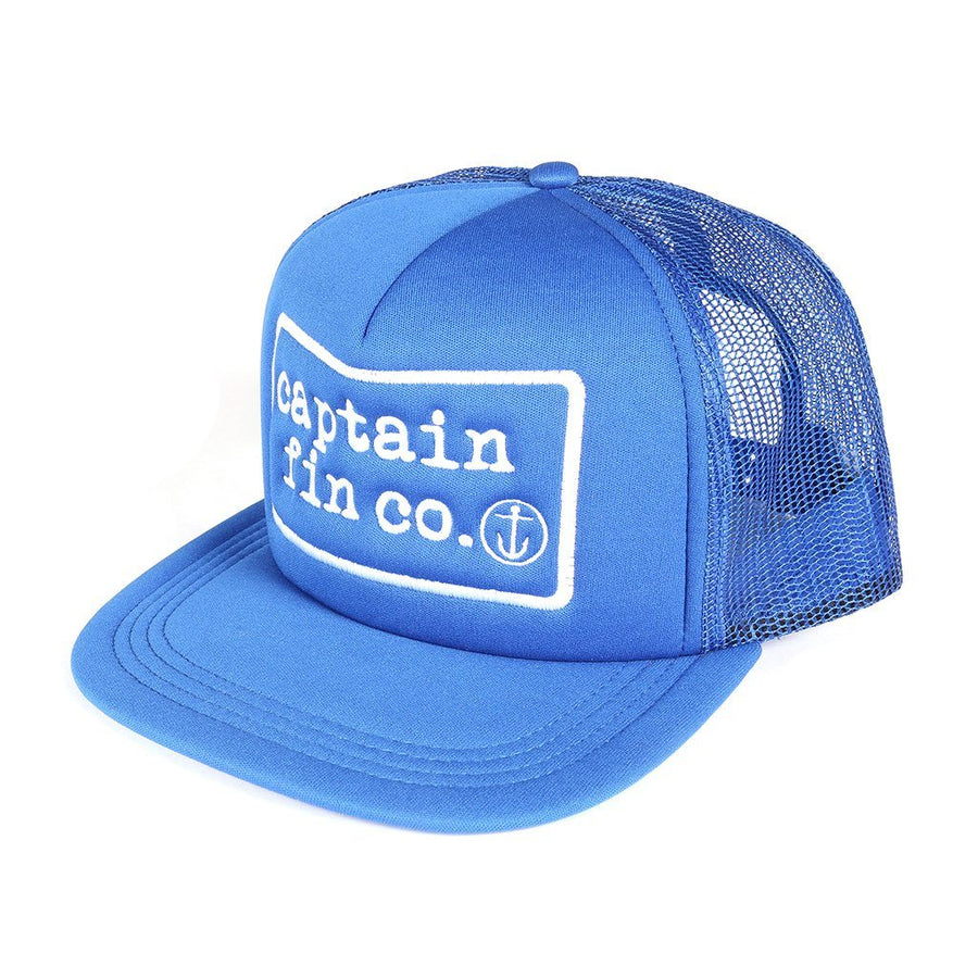 Type Patch Trucker Hat