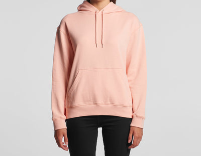 Women's Premium Hood - French Terry (Rose) - Captain Fin Co.