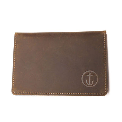MOMENTO BIFOLD LEATHER WALLET