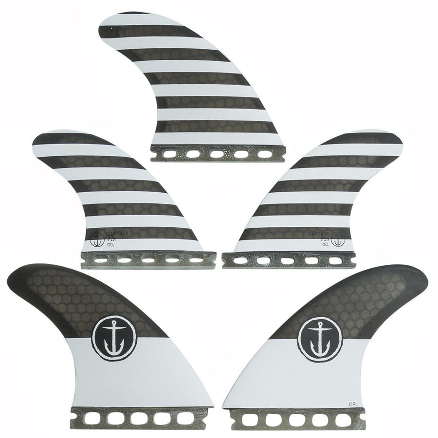 CF Series 5-Fin Large - Futures Base