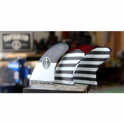 CF Series 5-Fin Large - Futures BaseCF Series 5-Fin Large - Futures Base - Surfboard Fins