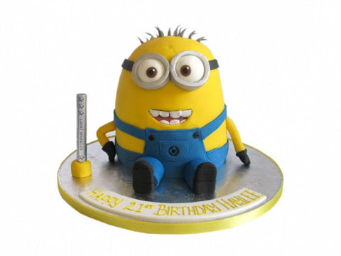 Upright Minion from Despicable Me