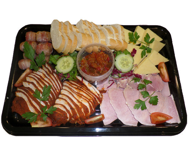 Chicken and Ham Platter